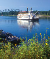 Lewis & Clark Riverboat