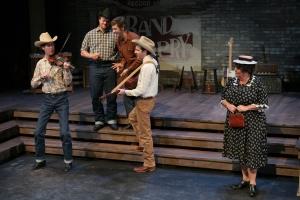 Cowboys, Hank and mama