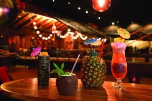 Tonga Room & Hurricane Bar Cocktails II